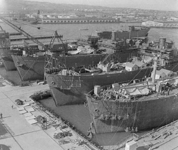 savannah shipyard