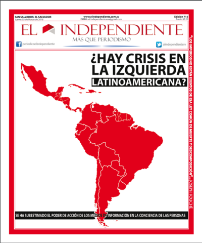 """Nace el semanario """"El Independiente"""""""