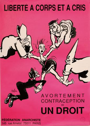 Création du Mouvement pour la Libération de l'Avortement et de la Contraception