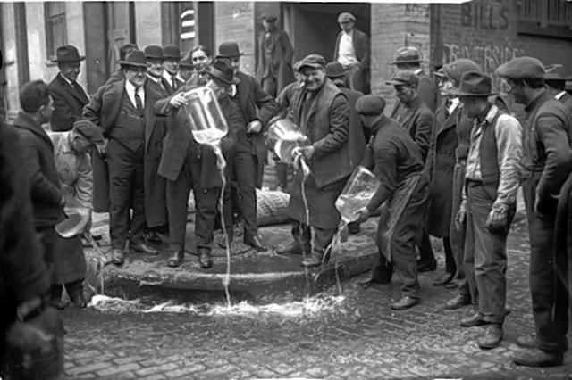 Prohibition-Banning