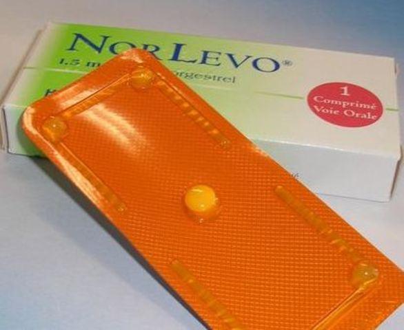Commercialisation d'un contraceptif d'urgence