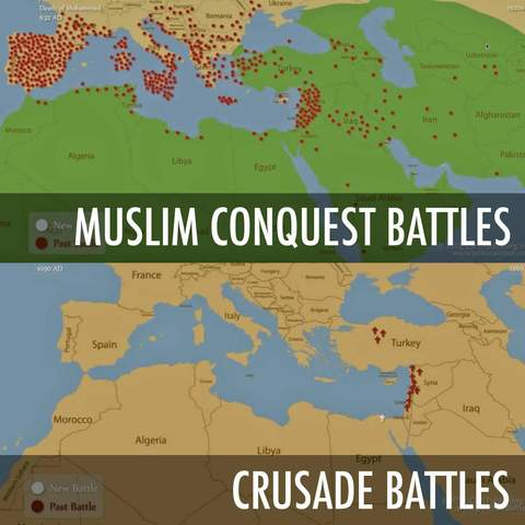Tabuk Crusade Launched Against the Byzantine Christians