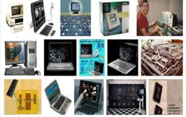 La generacion de las computadoras