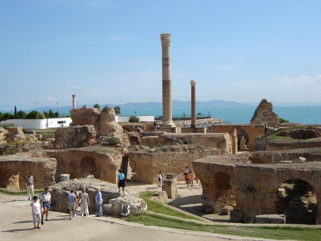 *Arabs Take Over Carthage