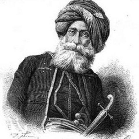 First Mameluke, Ahmad ibn Tulun, Seizes Egypt
