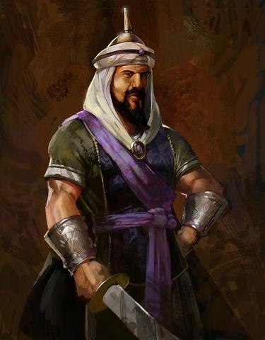 Saladin Achieves Capturing Jerusalem
