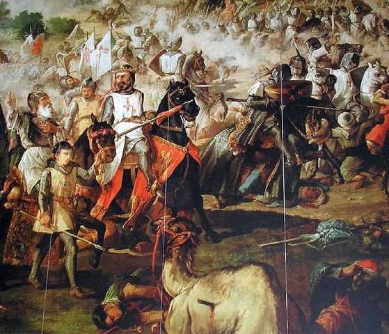 Islam Begins Losing Spain to Christian Reconquista