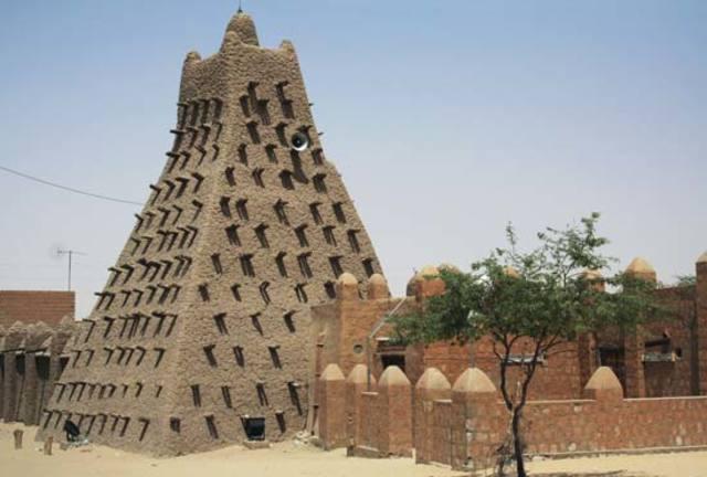 *Arabians Take Timbuktu