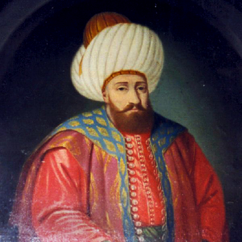 Bayezid Founds First Centralized Ottoman State