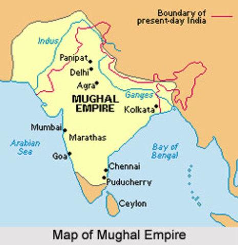 Mughal Dynasty is Founded by Babur