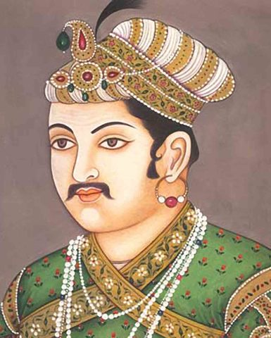 Akbar becomes Mughal Emperor