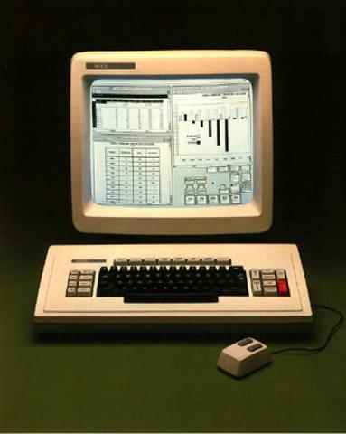 Xerox desenvolve estação de trabalho Star,