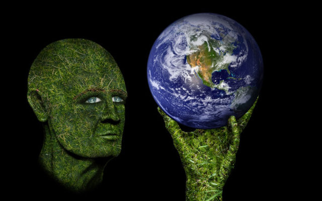 The Earth Man