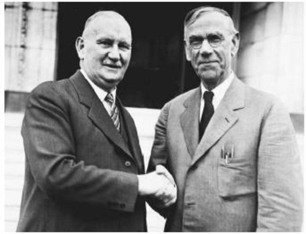 Herbert Hoover: Hawley Smoot Tariff