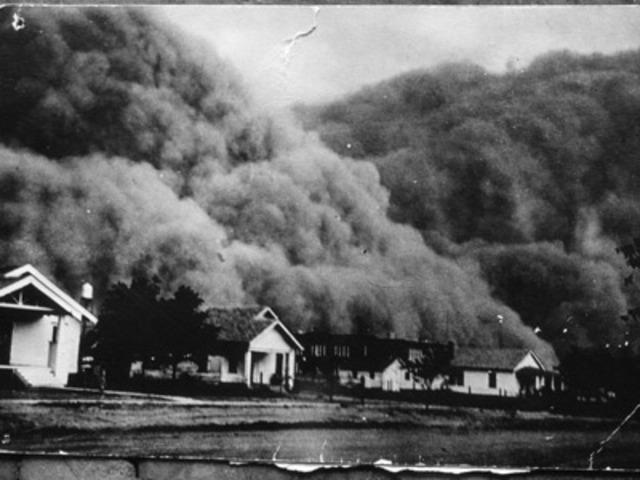 Dust Bowl: Drought