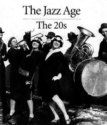 Culture: Jazz Age