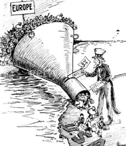 Immigration- Emergency Quota Act