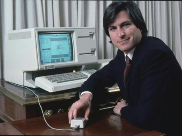 Steve Jobs e a Interface Gráfica