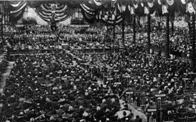 Republican National Convention meeting