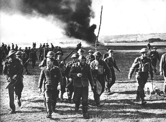 תחילת מלחמת העולם הראשונה