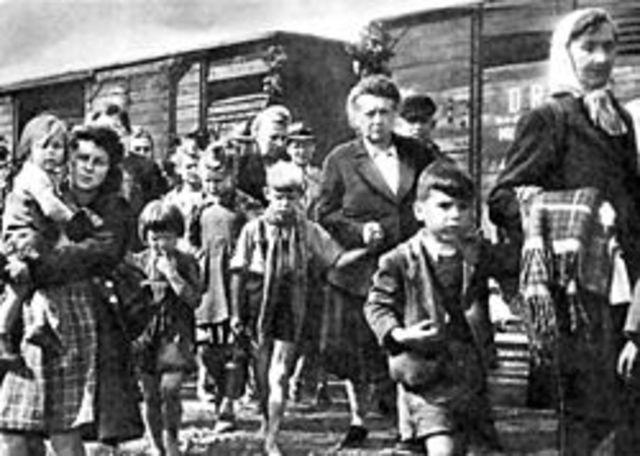 סיום מלחמת העולם השנייה והשואה