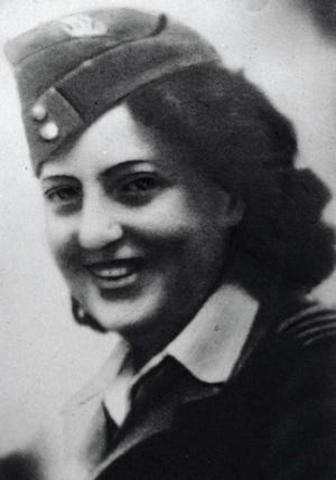עזרת הישוב היהודי במלחמת העולם השנייה