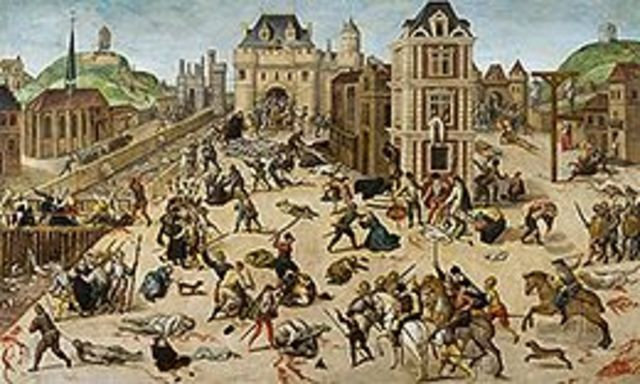 HISTOIRE DES ARTS : Le massacre de la Saint-Barthélemy