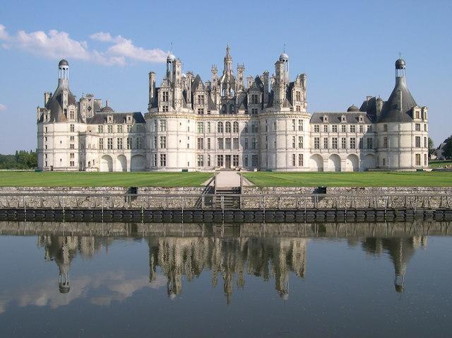 HISTOIRE DES ARTS : Le château de Chambord