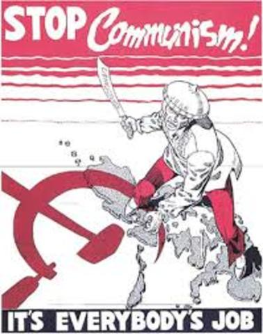 First Containment of Communism