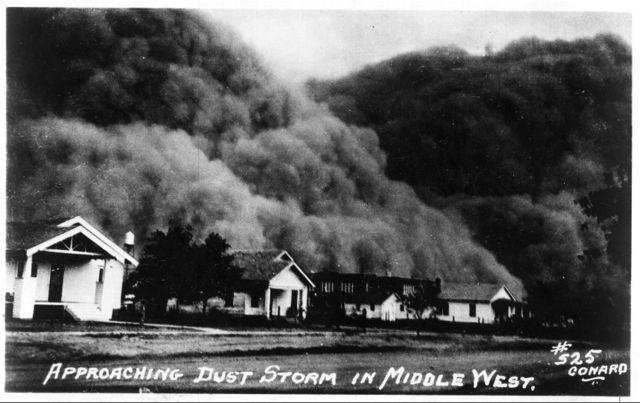 Dust Bowl- Black Sunday