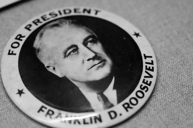 How did Frankin D. Roosevelt die ?