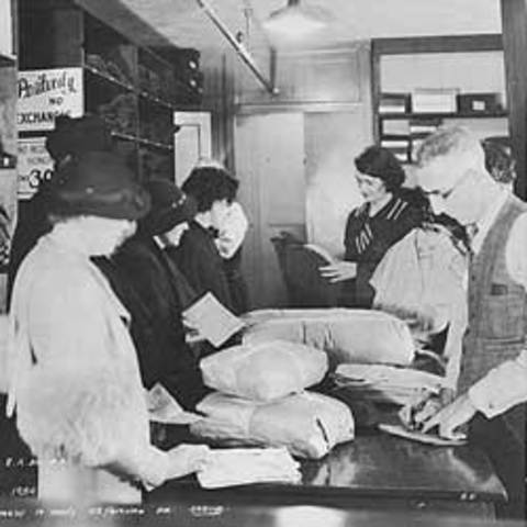 NDP- Federal Emergency Relief Administration