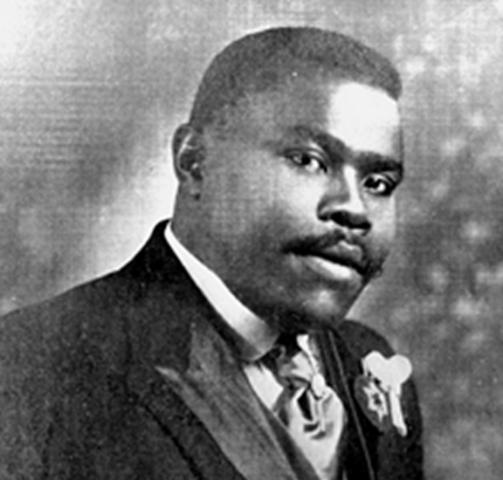African American Identity: Marcus Garvey