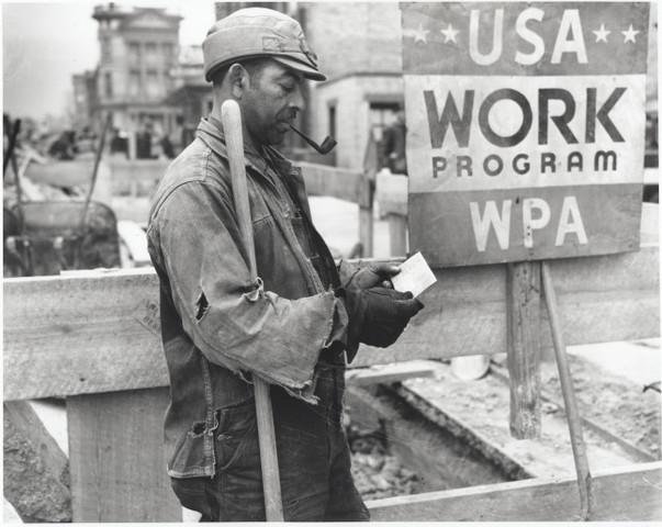 NDP- Works Progress Administration