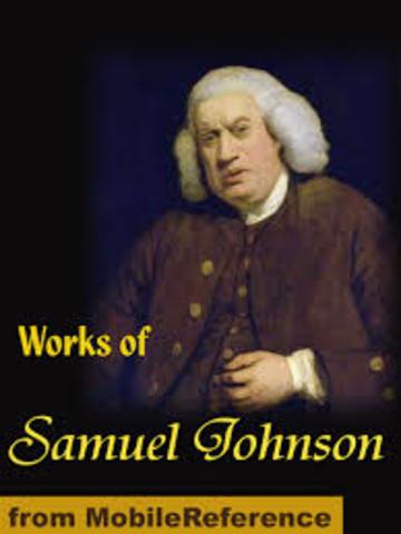 SAMUEL JHONSON