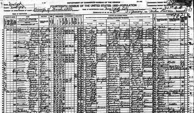 U.S. Census Report