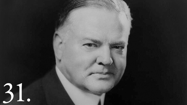 Hoover Elected