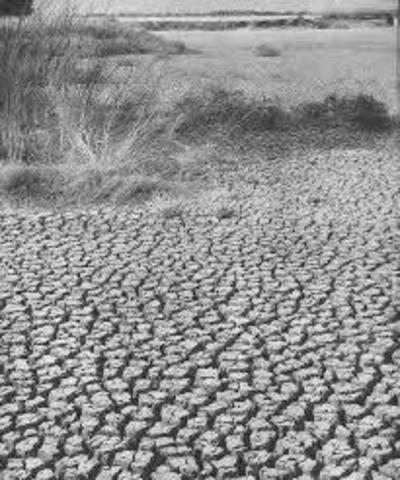 Drought Strikes