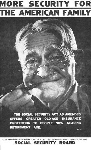New Deal Programs: Social Security Act