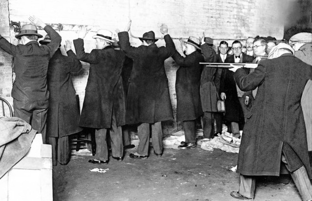 Prohibition- St. Valentine's Day Massacre