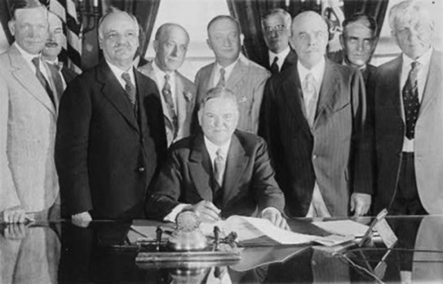 Hoover- Agricultural Marketing Act