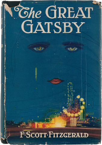 20's Literature- The Great Gatsby