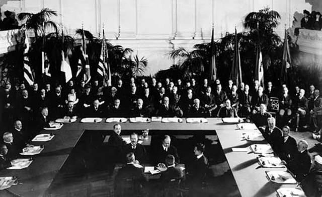 20s Politics- Washington Disarmament Conference