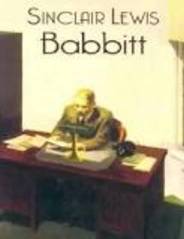 20s Literature- Babbitt
