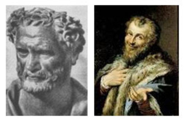"""400 год до н. э. впервые появилось слово """"атом"""""""