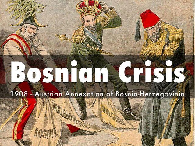 Crisis Bòsnia