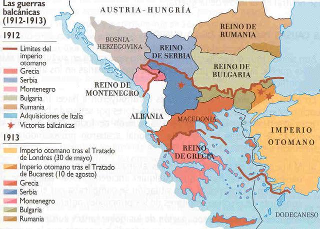 Guerres Balcàniques