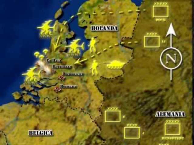 Invasió Alemanya a Bèlgica