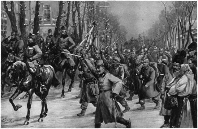 Declaració guerra Sèrbia a Alemanya