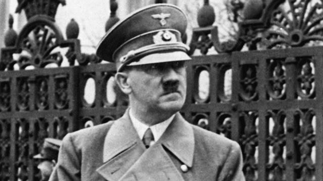 Adolf Hitler become Führer of Germany